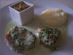 Filet d'Aubergine