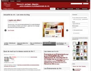 Web Caviste