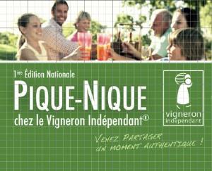 Pique Nique des Vignerons Indépendants
