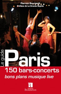 Paris bars-concerts