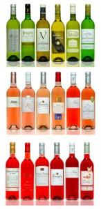 oscars des Bordeaux de l'Eté 2012