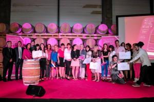 Les gagnants du Concours Bordeaux Rosé 2012