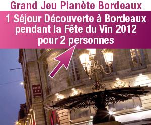 Grand Jeu de la Fête du Vin 2012