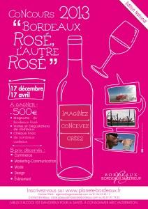 Concours Bordeaux Rosé 2013