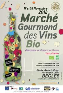 Marché Gourmand Bio d'Aquitaine