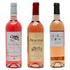 3 Nouveaux Bordeaux Rosé Oscars de l'été 2013