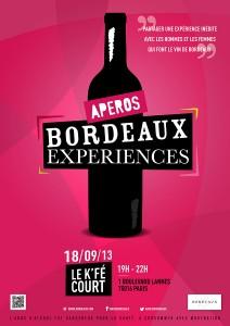 Apéro Bordeaux Expérience