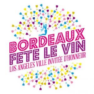 Logo Bordeaux Fête le Vin 2014