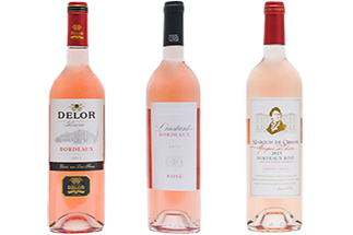 Bordeaux Rosé Oscars Millésime 2013