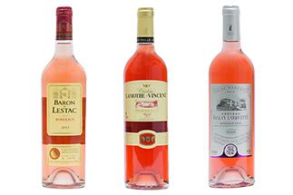 Oscars 2014 AOC Bordeaux Rosé