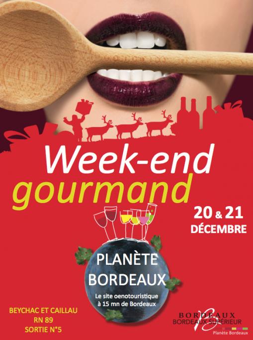 Week-end gourmand 2014