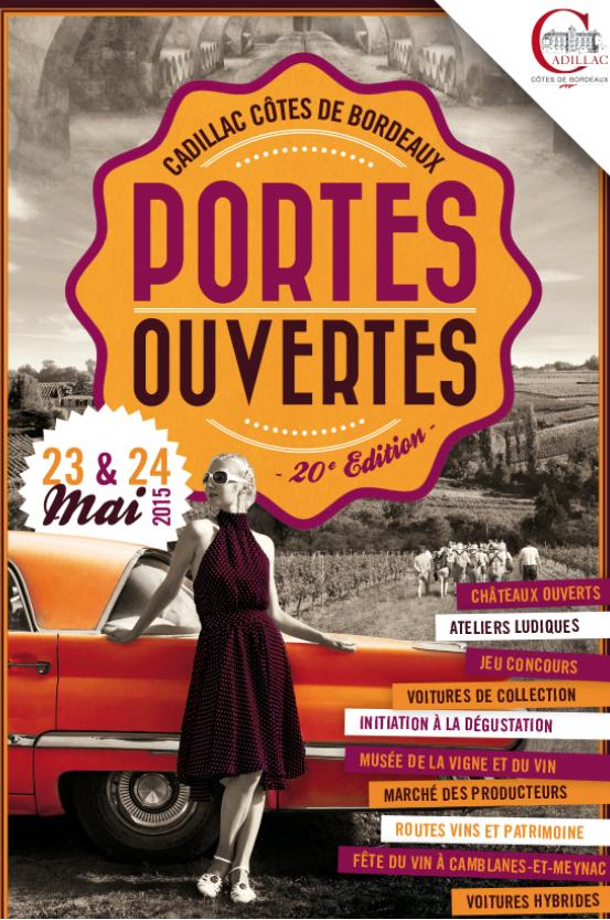 JPO 2015 Cadillac Côtes de Bordeaux