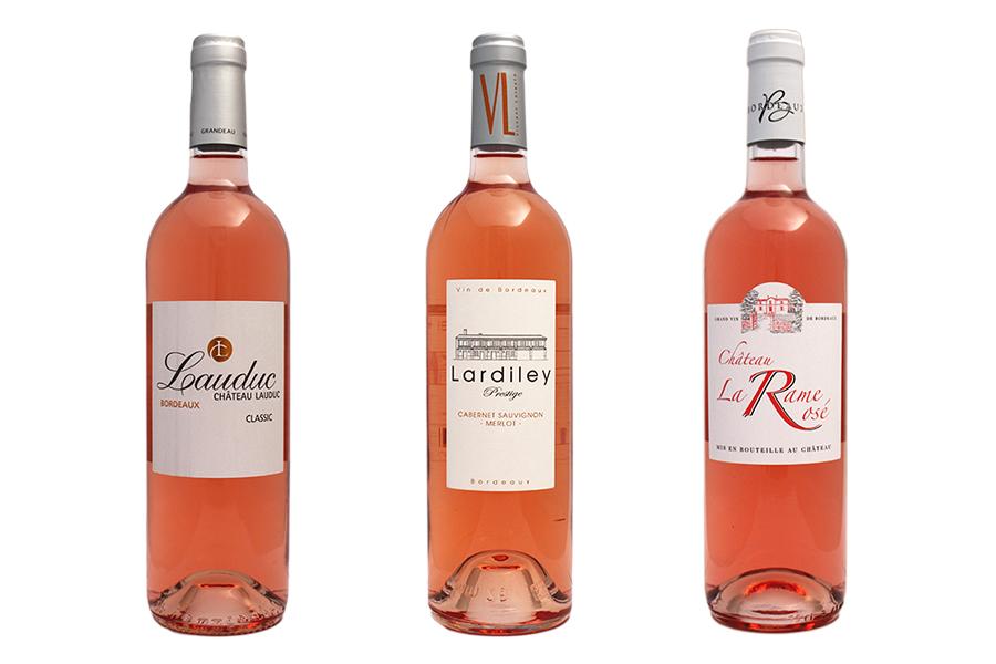 Apéro Bordeaux Juin 2015 : Rosés