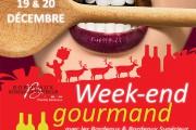 Week-end Gourmand 2015