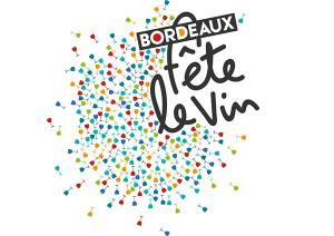 Logo Bordeaux Fête le Vin