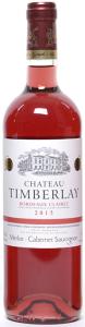 Château Timberlay Oscars Clairet Millésime 2015