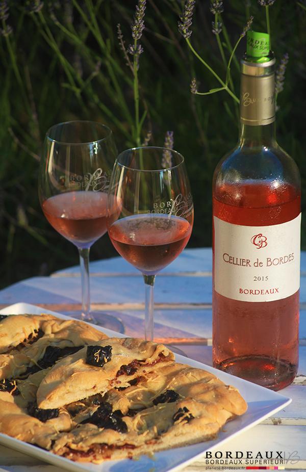 Fougas Néo-Aquitaine et Cellier de Bordes Bordeaux Rosé
