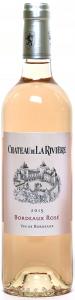 Château Motte La Rivière Bordeaux Rosé