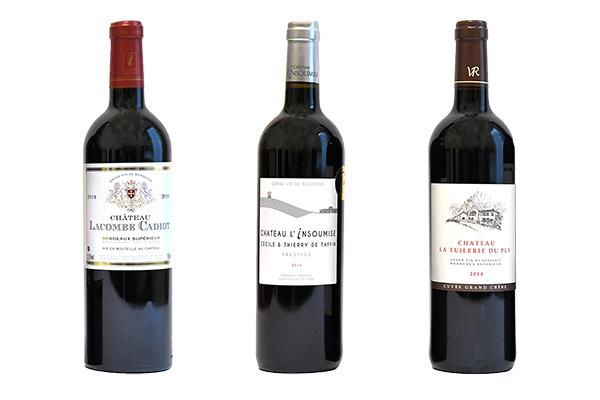Talents Bordeaux Supérieur 2016