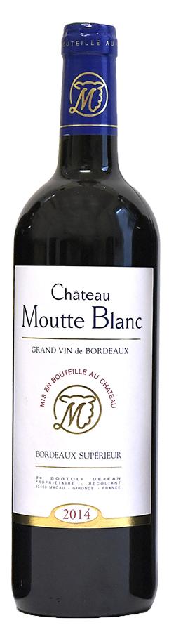 Château Moutte Blanc2014