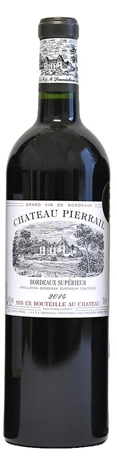 Château Pierrail 2014