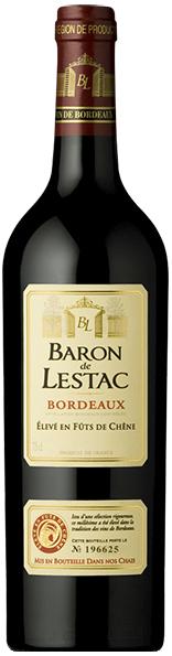 Baron de Lestac Bordeaux Rouge
