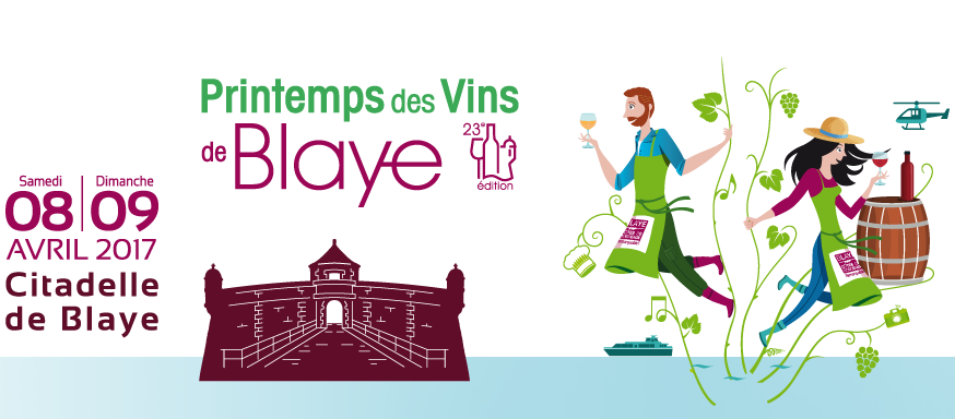 Printemps des Vins de Blaye 2017