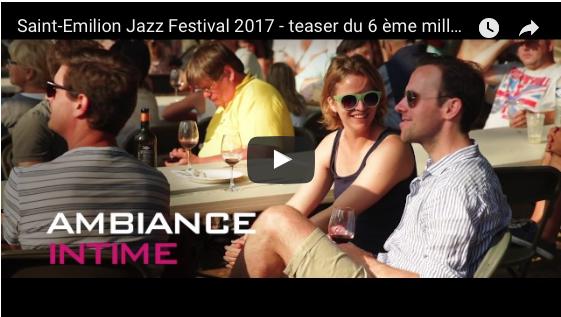 Saint-Émilion Jazz Festival 2017