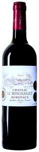 Château Le Bonalguet Bordeaux Rouge Millésime 2015 Oscars 2017