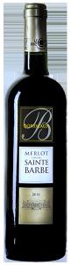 Merlot du Château Sainte Barbe Bordeaux Rouge Millésime 2015 Oscars 2017